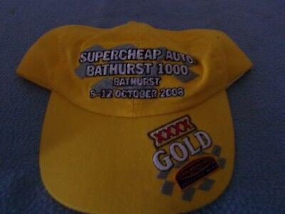 XXXX GOLD CAP. Bathurst 1000 2008