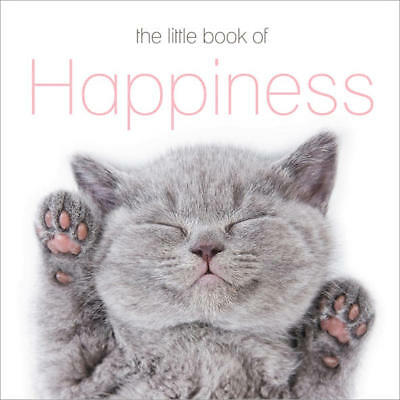 THE LITTLE BOOK OF HAPPINESS by THE NEXT BIG THINK - BRAND NEW - FREE POSTAGE
