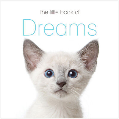 THE LITTLE BOOK OF DREAMS by THE NEXT BIG THINK - BRAND NEW - FREE POSTAGE