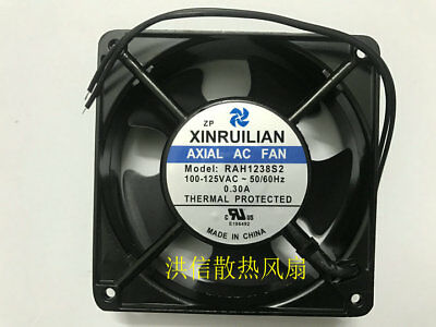 1 PCS ADDA Axial flow fan AA1281HB-AT AC 110V  12CM 12038 2 Wire