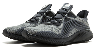 153eb7470c4f9 Adidas Alphabounce Hpc Ams Low Running Sneaker Men Shoes Grey  a9561 Size  10 New