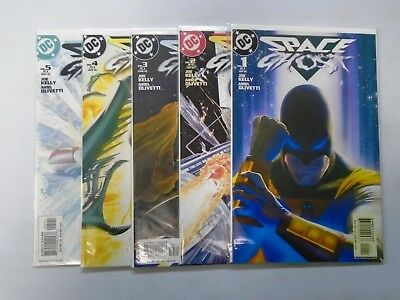 Space Ghost (2004 DC), Set:#1-5, 8.0/VF - 2004