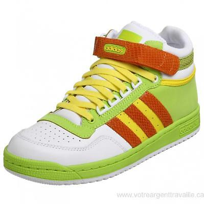 on sale d0f8c 80f17 Adidas Originals Concord Mid Court Sneakers Men Shoes Green 53125 Size 8.5  New