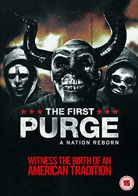 The First Purge [DVD] [2018]