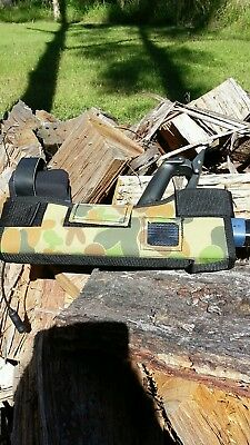 MINELAB metal  detector  cammo  cover  for  SDC2300.