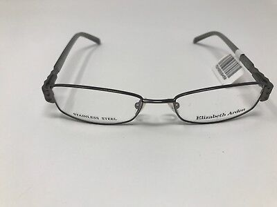862515f27128 Elizabeth Arden New York EA 1072 2-Grey-Eyeglass Frame 51 17
