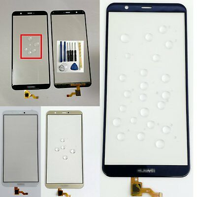 Original Outer Front Glass Touch Screen For Huawei P Smart FIG-LA1 LX1 LX2 LX3