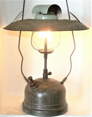 Orig KayeN AP2 kerosene lamp, Aussie Tilley copy, new seals fitted, works great.