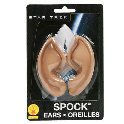 Star Trek Spock Ears Costume Accessory One Size