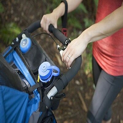 Baby Stroller Organizer Pram Carriage Bag Buggy Accessories Bottle Cup Holder ON