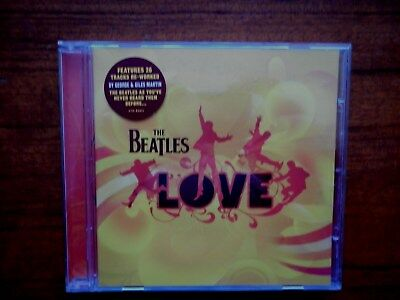 The Beatles Love Cd