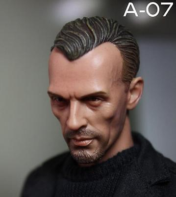 "1:6 Scale A-07 Men reakout TABG head Sculpt F 12"" Hot Toys Phicen Action Figure"