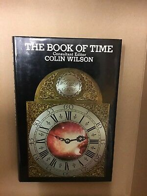 The Book of Time is a History and Development how mankind has understood Time
