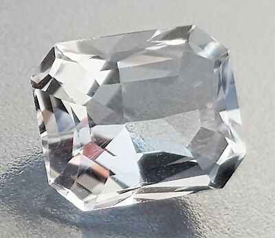 WaterfallGems 4.22ct Quartz, 11.2x9.1mm