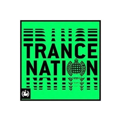 (MoS) Trance Nation - Ministry Of Sound [CD] Sent Sameday*