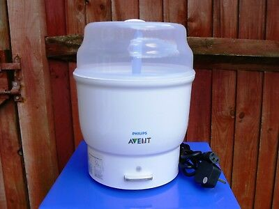 Philips Avent Express Electric Steam Steriliser 500W England