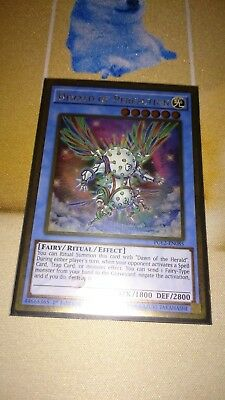 Herald of Perfection PGL2 EN085 Gold Rare 1st Edition Yugioh