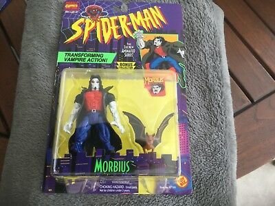 """Spiderman""-Morbius-Toy Biz MOC"