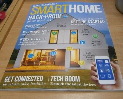 MAke your House a Smart Home: Hack-Proof your Devices, Zero Energy, Pet-Friendly