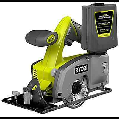 "Ryobi 18V ONE+ 4"" Wet / Dry Tile Saw"