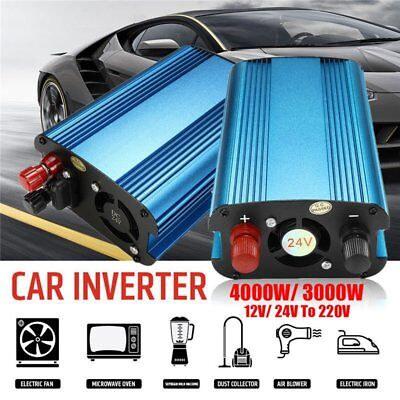 3000~5000W Car Solar Power Inverter DC To AC Sine Wave Converter Wechselricht&&