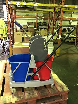 Sprintus Double Mop Bucket System Cleaning Janitorial