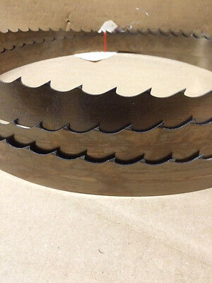 "Wood Mizer Bandsaw Blade 12' 144"" x 1-1/4"" x 042 x 7/8 7° Band Saw Mill Blade"