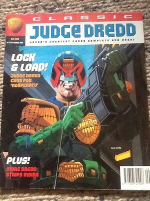 Classic Judge Dredd, No.2, September 1995, TB28