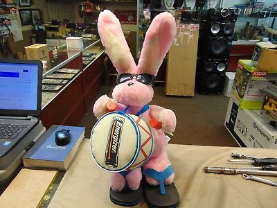 Energizer Bunny Plush    With Flip Flops, Sunglasses  23""""