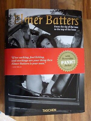 Elmer Batters From the Tip of the Toes