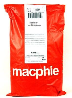 12.5kg Macphie Mississippi Chocolate Muffin Cake Mix trade bulk bakers pack