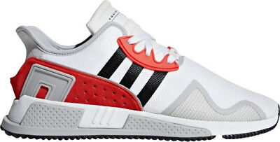 reputable site 9242d 469c4 Adidas Originals Mens EQT CUSHION ADV Shoes WhiteBlackHi-Res Red BB7180