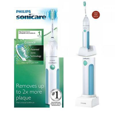 Philips Sonicare Essence Sonic Electric Rechargeable Toothbrush, White