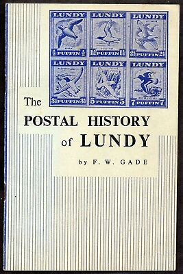 The Postal History of Lundy 1950s Booklet
