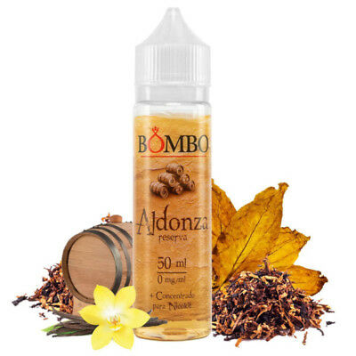 E-LIQUID BOMBO ALDONZA 50 ML (BOOSTER) 00 mg