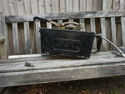 Antique Early 20th Century Toilet Cistern