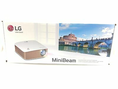 LG ELECTRONICS PH150G LED Projector with Bluetooth Sound, Screen Share and  Built