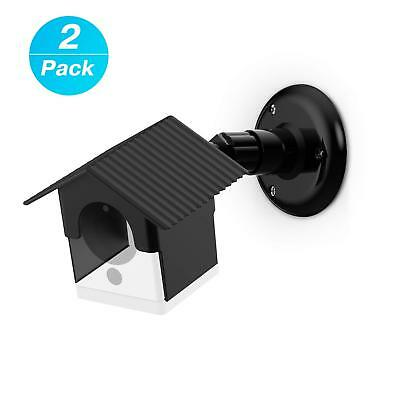 Wyze Camera Wall Mount Bracket, Weather Proof 360 Degree Protective Adjustable