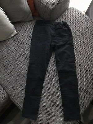 Boys BlackbSlim Fit Jeans age 8 years from River Island