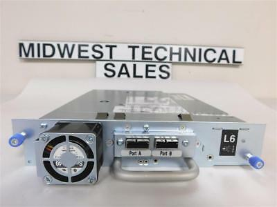 DELL TKC16 LTO6 SAS V2 Tape Drive 35P1980 In Tray 46X1939 TL2000 TL4000