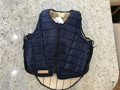 Racesafe Body Protector-Level 3-Adult Size Medium-Almost Brand New