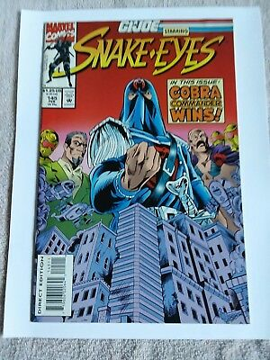 Gi joe starring snake eyes number 145