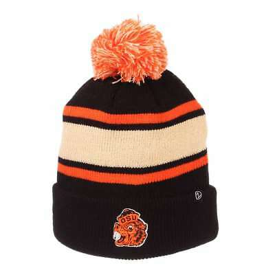 5112b897909 Oregon State Beavers Zephyr Tradition Vintage Pom Knit Beanie