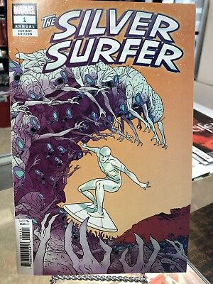 Silver Surfer Annual 1 Marvel Comics 2018
