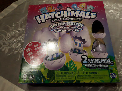 ღ.♥  Hatchimals Colleggtibles ღ.♥  Hatchy Matchy Spiel ღ.♥