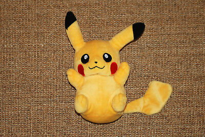 Pokemon Pikachu Stofftier - 20th Anniversary Limited Deluxe Edition, wie neu