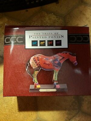 The Trail of Painted Ponies Mystic  NIB #4021921