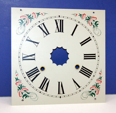 Antique NEW HAVEN Thirty 30 Hour Weight Driven Wall Mantle Clock FACE DIAL