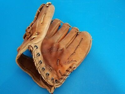 Vintage Wilson A2320 Harmon Killebrew 1960's Signature Leather Baseball Glove