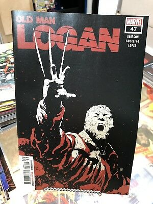 Old Man Logan 47 Marvel Comics 2018